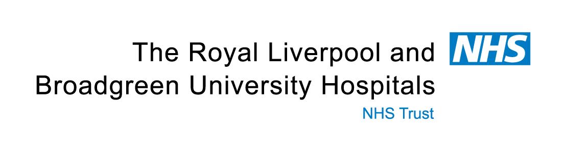 The Royal Liverpool Hospital Logo