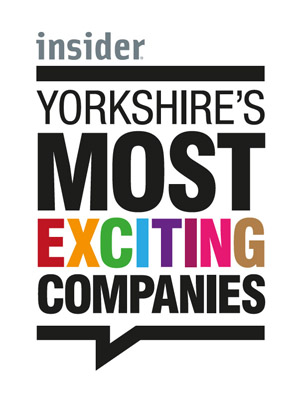 Yorkshires Most Exciting Company Logo