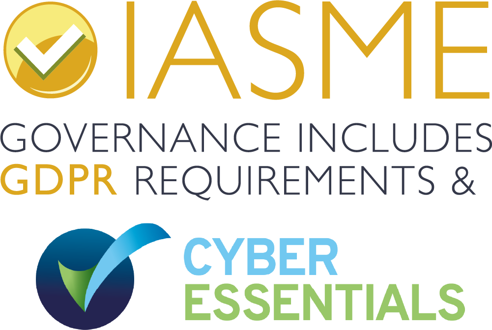 IASME Cyber Essentials Logo
