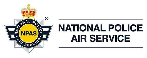 National Police Air Service Logo